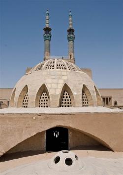 پاورپوینت آب انبار در معماری اسلامی